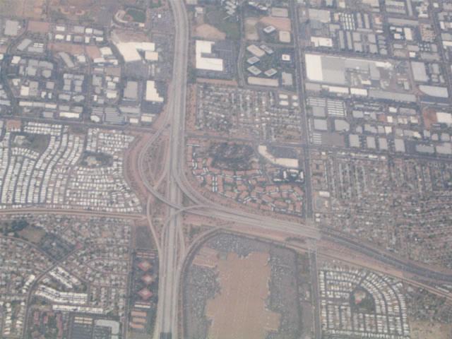 Interstate 10 at U.S. 60