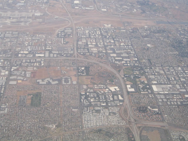 I-10 at U.S. 60 and Arizona 143