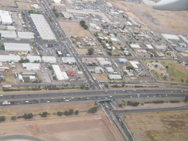 I-17 at South 16th Street
