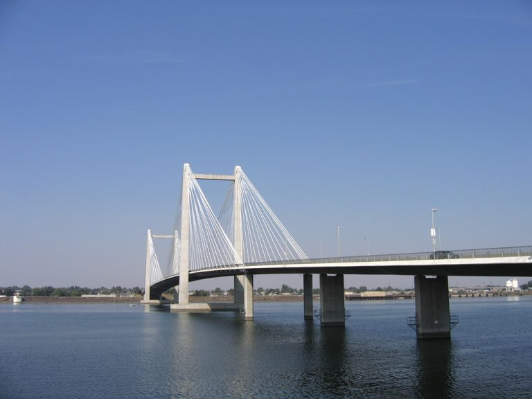 SR 397 - Cable Bridge