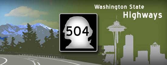 Washington State Highways - SR 504