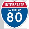 Interstate 80 California