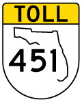 Florida State Road 451