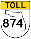 Florida State Road 874
