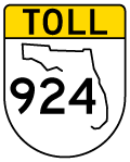 Florida State Road 924