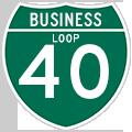 Business Loop I-40