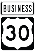 U.S. 30 Business