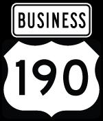 U.S. 190 Business