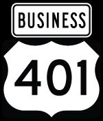 U.S. 401 Business