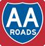 AARoads Logo
