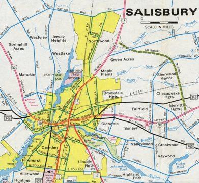 Salisbury, MD - 1973