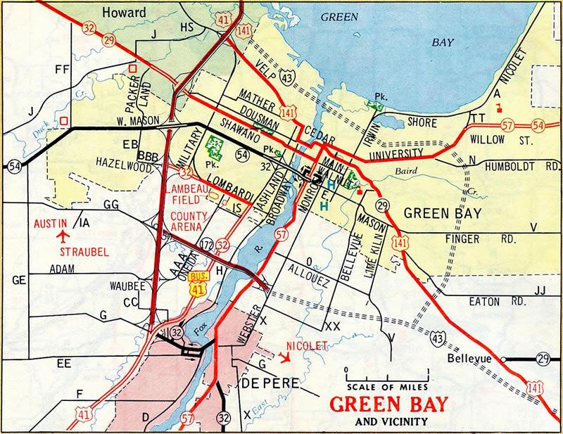 Green Bay AARoads