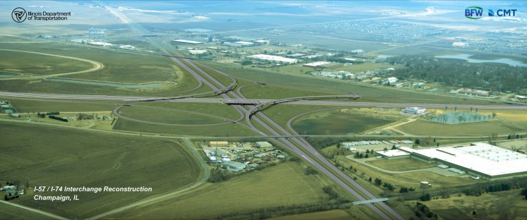 I-57/74 Proposed Interchange Upgrade