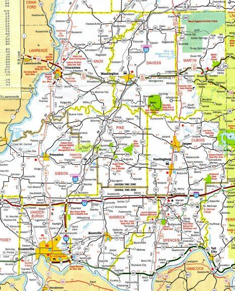 Southwestern Indiana - 2011