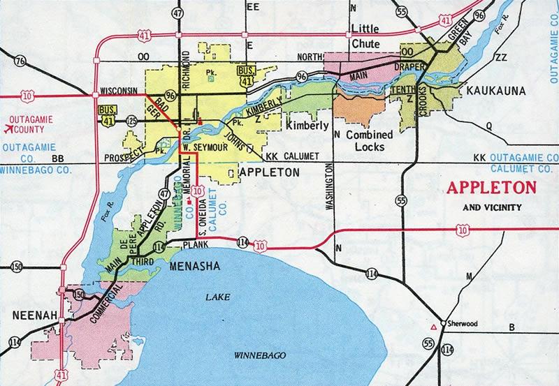 Appleton Aaroads