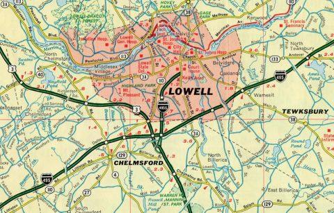 Lowell, MA - 1969