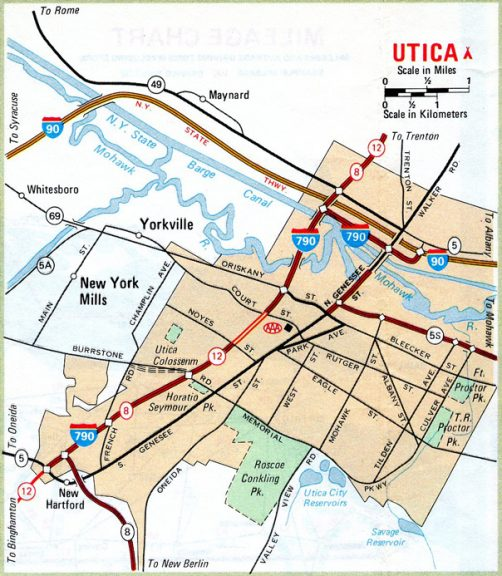 Utica, NY - 1975