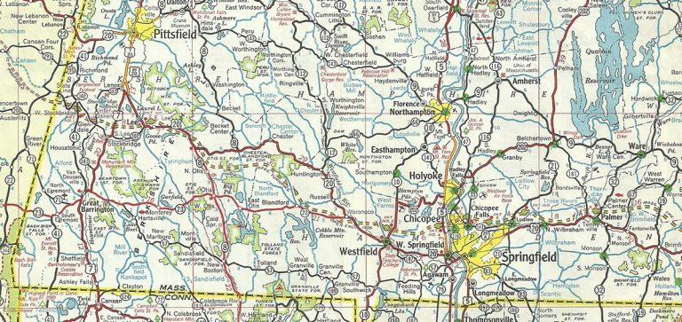 Western Massachusetts - 1955