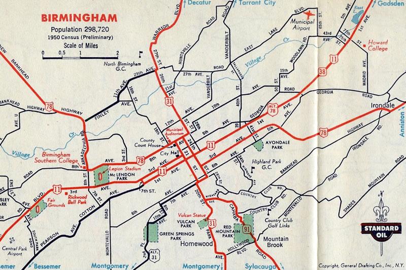 Birmingham AARoads