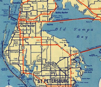 Pinellas County - 1948