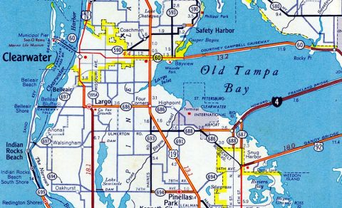 Pinellas County - 1965