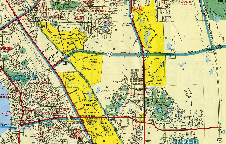 State Road 202 - J. Turner Butler Boulevard - AARoads - Florida