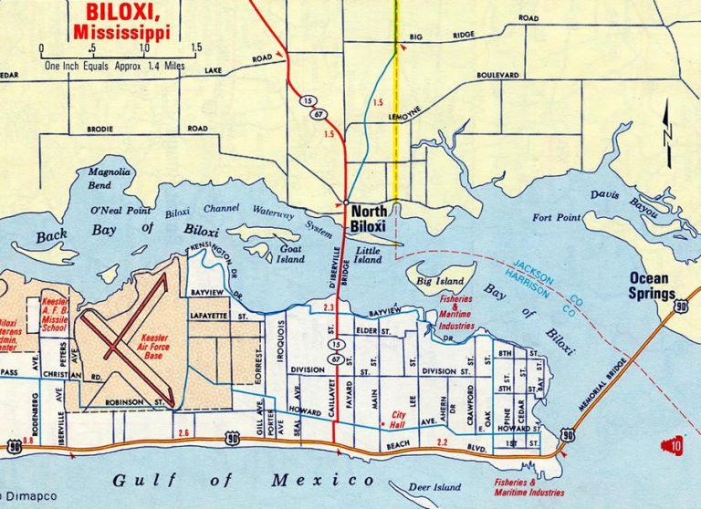 Biloxi, MS - 1969