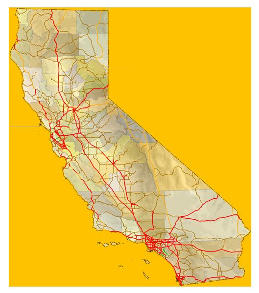 California - AARoads