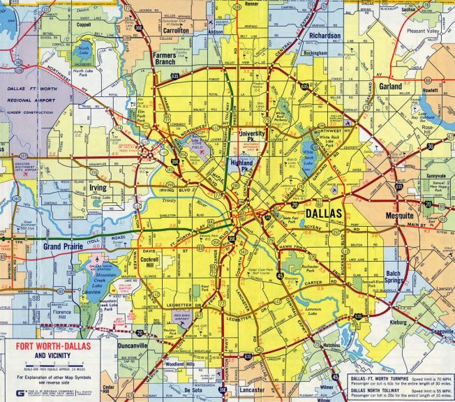 Dallas, TX - 1972