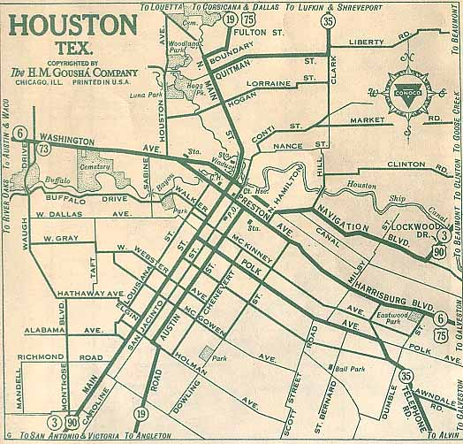 Houston - 1938