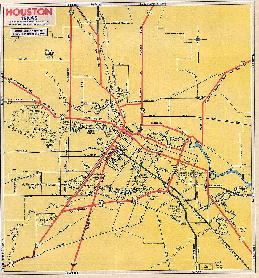 Houston - 1951
