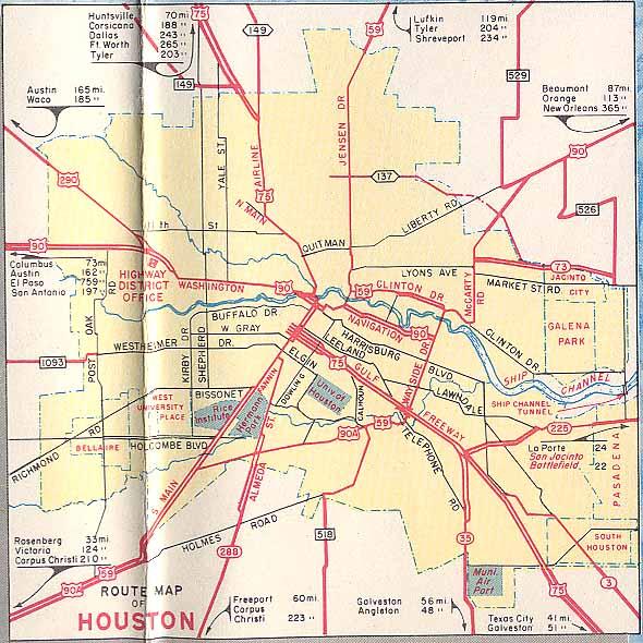 Houston - 1953
