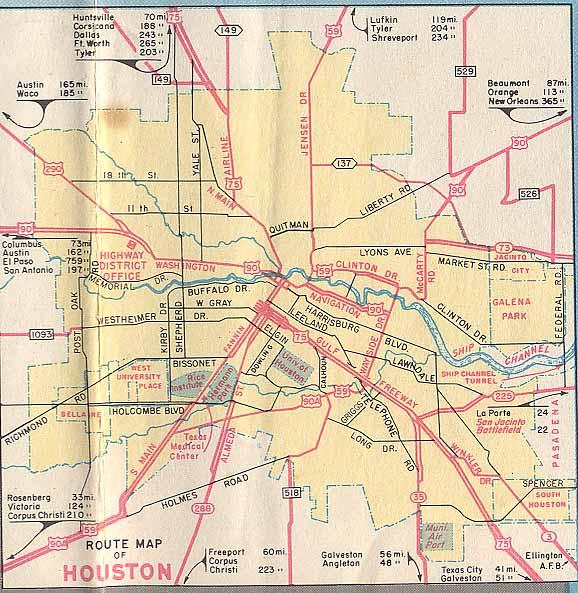 Houston - 1954