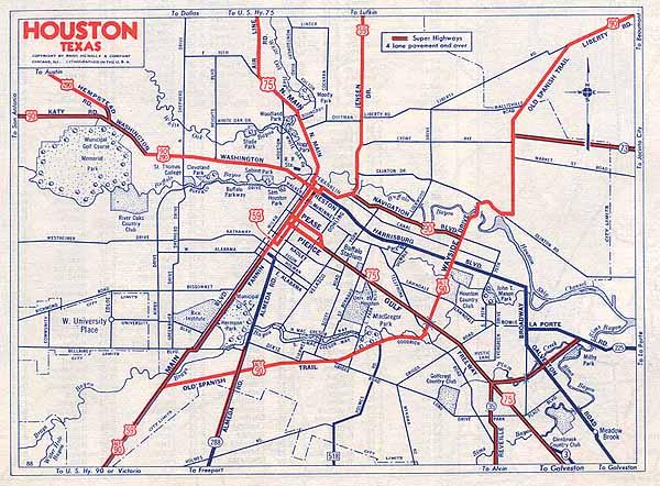 Houston - 1955