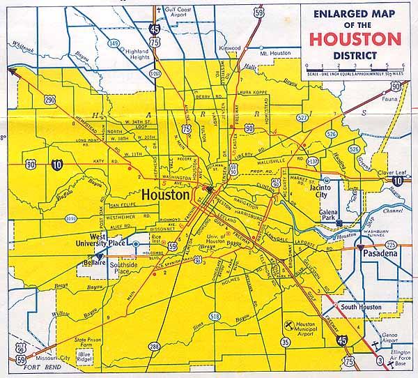 Houston - 1960