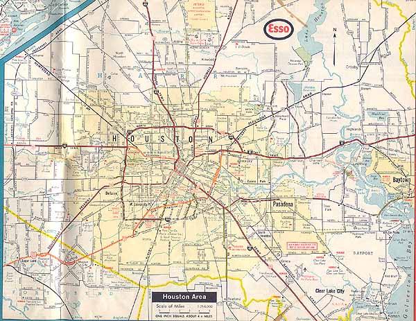 Houston - 1965