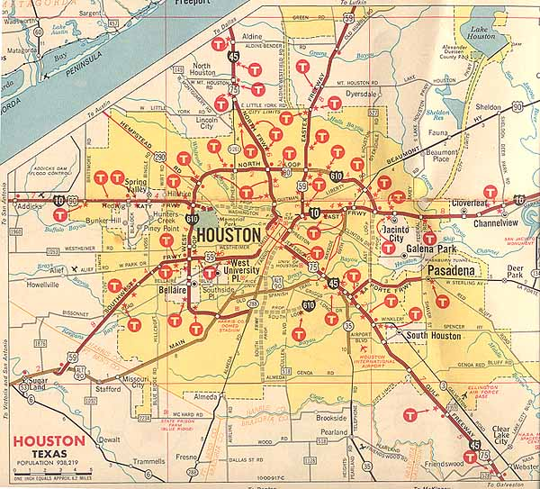 Houston - 1967