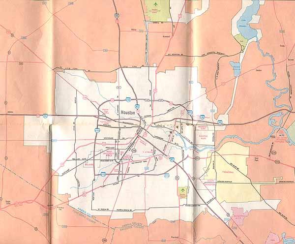 Houston - 1969