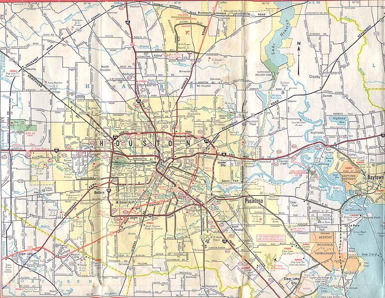 Houston - 1970