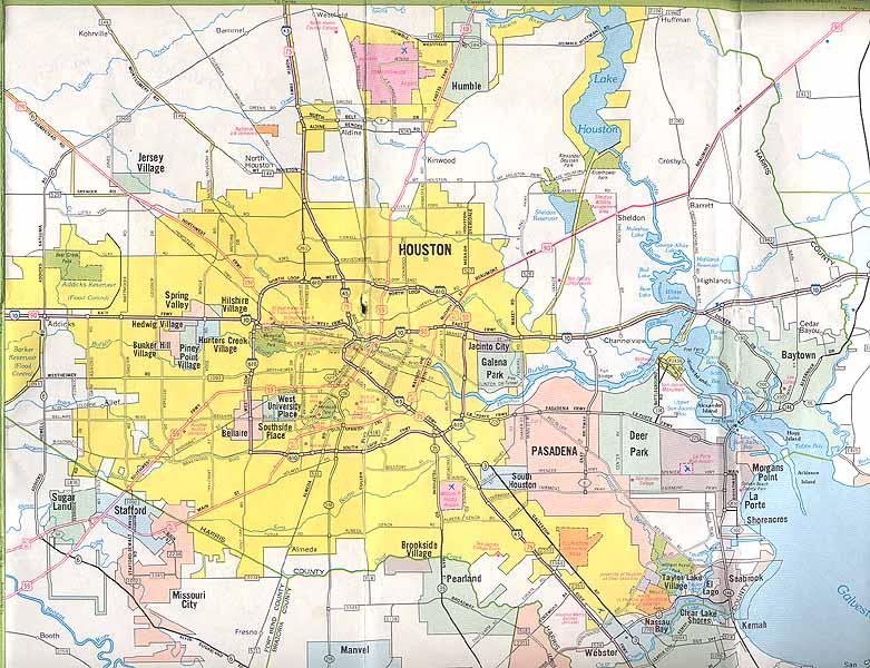 Houston - 1985