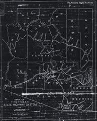 Copyright 1919, Arizona Highway Department (via Arizona State Library)
