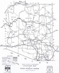 Copyright 1930, Arizona Highway Department (via Arizona State Library)