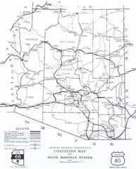 Historical Maps of Arizona - AARoads