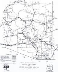 Copyright 1934, Arizona Highway Department (via Arizona State Library)