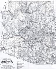 Copyright 1935, Arizona Highway Department (via Arizona State Library)