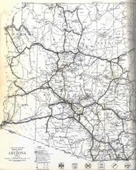 Copyright 1940, Arizona Highway Department (via Arizona State Library)