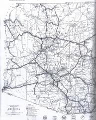 Copyright 1941, Arizona Highway Department (via Arizona State Library)