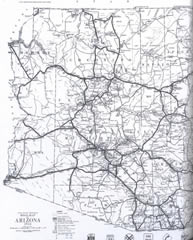 Copyright 1942, Arizona Highway Department (via Arizona State Library)