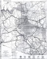 Copyright 1946, Arizona Highway Department (via Arizona State Library)