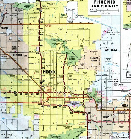 Phoenix, AZ - 1996